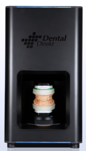 CAD/CAM dental scanner 5 axis